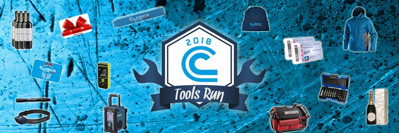 "Action ""Tools Run"" 2018"
